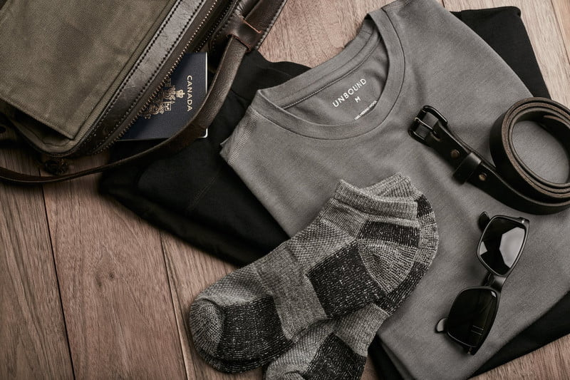 5 Best Travel Clothes Brands You Can Get Away with Not Washing